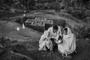 PhotoVivo Gold Medal - Baolan Liu (China)  Believers In The Rock Church 17