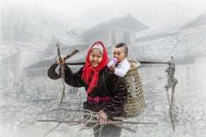 APAS Honor Mention - Bin Yu (China)  Left Behind