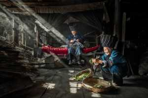 PhotoVivo Gold Medal - Qian Shen (China)  Village Life