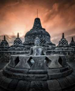 ICPE Honor Mention e-certificate - Hsiang Hui (Sylvester) Wong (Malaysia)  Candi Borobudur 3