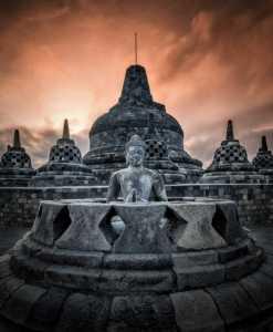 ICPE Honor Mention e-certificate - Hsiang Hui (Sylvester) Wong (Malaysia)  Candi Borobudur 3