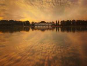 PhotoVivo Gold Medal - Yanzhang Li (China)  Sunset Scenery