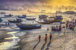APU Honor Mention E-Certificate - Min Thu (Myanmar)  Fishing Market