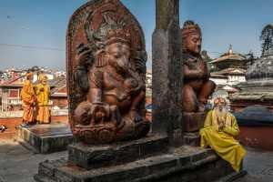 PhotoVivo Gold Medal - Baolan Liu (China)  Ascetic Monk 3