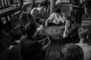 APU Gold Medal - Lisheng Yang (China)  Military Chess