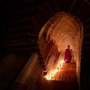 PhotoVivo Gold Medal - Yongming Liu (China)  Buddhism