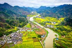 PhotoVivo Gold Medal - Wujiang Zhu (China)  Splendid Countryside