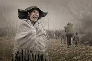 PSM Bronze Medal - Arnaldo Paulo Che (Hong Kong)  Grandma 1
