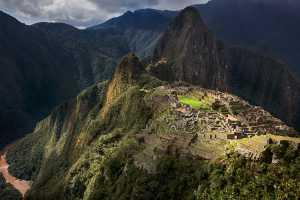 ICPE Gold Medal - Frank Hausdoerfer (Germany)  Machu Picchu 220