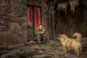 PhotoVivo Gold Medal - Ruiming Feng (China)  Lunch