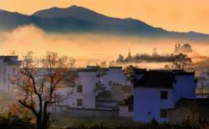 PhotoVivo Gold Medal - Jiongzhang Huang (China)  Morning Around Lucun Village