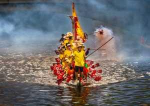 PhotoVivo Gold Medal - Hung Kam Yuen (Australia)  Dragon Boat Approach