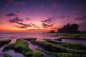 ICPE Honor Mention e-certificate - Martha Suherman (Indonesia)  Colorful_Sunset_Bali