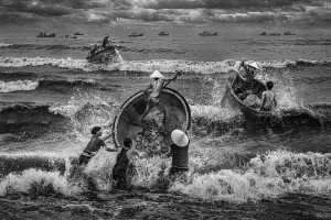 ICPE Gold Medal - Yuk Fung Garius Hung (Hong Kong)  Coracle Rafting