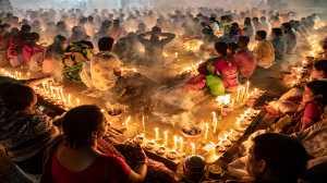 PSA Gold Medal - Tat Seng Ong (Malaysia)  Mass Praying