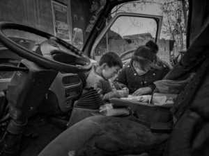 PhotoVivo Gold Medal - Min Li (China)  Story At A Fair 11