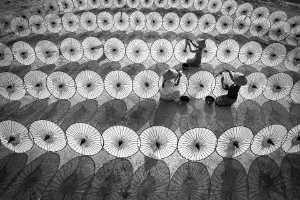 APU Gold Medal - Pyae Phyo Thet Paing (Myanmar)  Workings In The Patterns