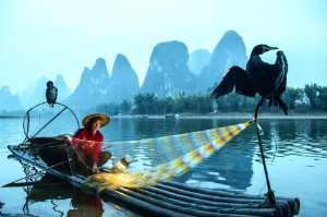SIPC Gold Medal - Jinyi Zhang (China)  The Lijiang River In Guangxi 3