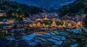 PhotoVivo Gold Medal - Aihua Cao (China)  Night In Dong Village