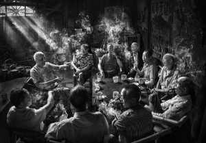 SIPC Bronze Medal - Arnaldo Paulo Che (Hong Kong)  Old Tea House 2