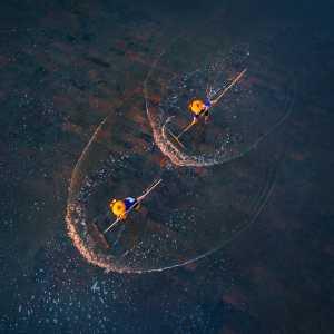 PhotoVivo Gold Medal - Jianguo Bai (China)  Saltern In Huian 6