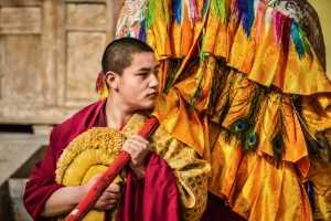 PhotoVivo Gold Medal - Ping Cao (China)  Young Lama