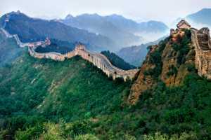 PhotoVivo Gold Medal - Xiangyun Qiu (China)  The Great Wall