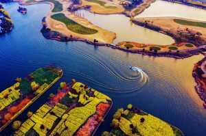 APAS Honor Mention e-certificate - Ping Lu (China)  Spring Scenery Of Qinhu Lake2