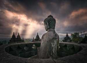 APU Winter Gold Medal - Hsiang Hui (Sylvester) Wong (Malaysia)  Candi Borobudur 2