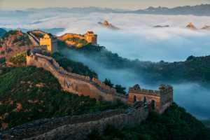 PhotoVivo Gold Medal - Ji Chen (China)  Continuous Great Wall