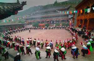 PhotoVivo Honor Mention e-certificate - Weiling Dai (China)  Tongren Siheji Village June Meeting