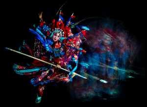 Circuit Merit Award e-certificate - Woodpecker Huang (Taiwan)  Mu Guiyings War Danceb