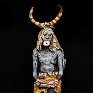 APU Gold Medal - Xilian Li (China)  Tribal Portrait 1