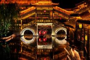 PhotoVivo Gold Medal - Haojiang Huang (China)  Ancient Town