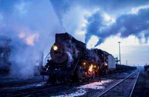 PhotoVivo Gold Medal - Yanping Qiu (China)  Steam Train