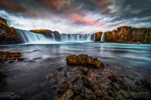 PhotoVivo Gold Medal - Aihua Cao (China)  Waterfall 13