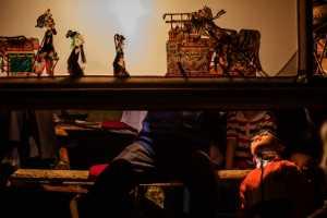 PhotoVivo Gold Medal - Chenglin Zheng (China)  Disappeared Shadow Play 1