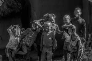 PhotoVivo Gold Medal - Ruiming Feng (China)  Happy Childhood