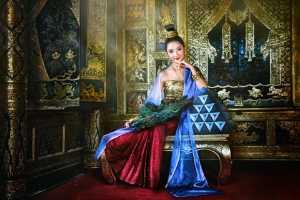 PhotoVivo Honor Mention e-certificate - Say Boon Foo (Malaysia)  Thai Model