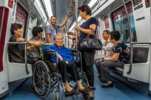PhotoVivo Gold Medal - Jianguo Zhang (China)  On The Subway