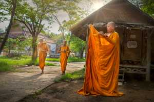 ICPE Honor Mention e-certificate - Tan Tong Toon (Malaysia)  Monks Robes