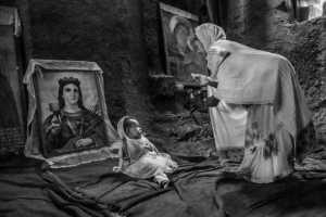 PhotoVivo Gold Medal - Baolan Liu (China)  Believers In The Rock Church 8