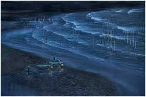 PhotoVivo Gold Medal - Thomas Lang (USA)  Beach Melody