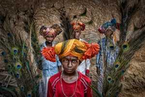 APU Gold Medal - Sounak Banerjee (India)  Tribal Dancers
