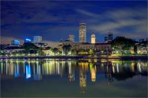 Best 100 Collection - Guan Kwee Yap (Singapore)  Parliament Place Empress Place - SG