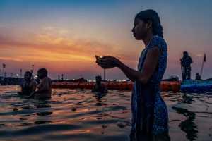 Circuit Merit Award e-certificate - Xiaoqing Chen (China)  Believers At Ganges River 6