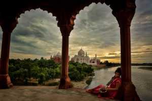 Circuit Merit E-cert - Santanu Gupta (India)  Romancing With Taj