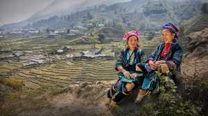 PhotoVivo Gold Medal - Tan Tong Toon (Malaysia)  Sapa Tribe