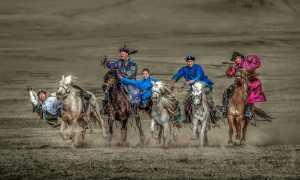 APAS Gold Medal - Juanjuan Shen (China)  Horse Skill