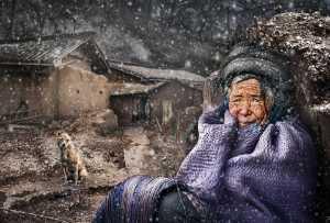 ICPE Gold Medal - Sally Leung (Hong Kong)  Waiting In The Snow